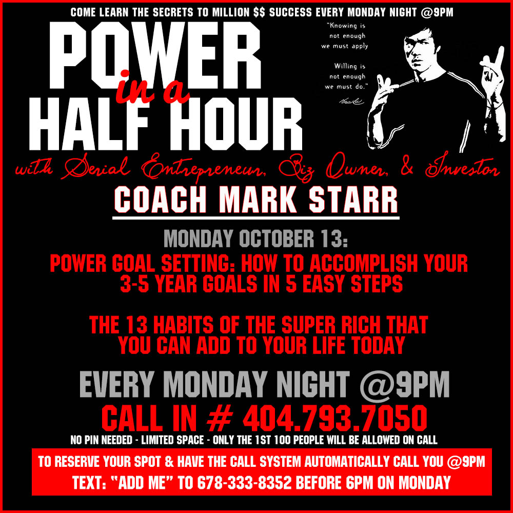 power in a half hour 10-13-14